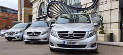 Mercedes Benz V-Class MPV's