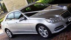 Mercedes E-Class.