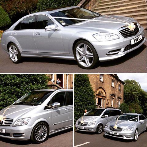 Mercedes S-Class & V-Class.