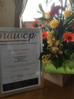NAWCP membership.