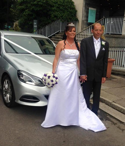 Bride & Groom Newcastle Civic.