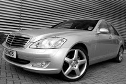 Mercedes Benz S-Class.