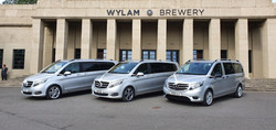 Chauffeur Service at Wylam Brewery
