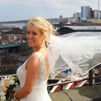 Bride in Newcastle