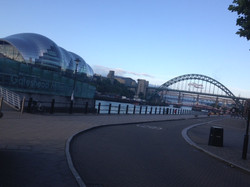 Newcastle Tyne Bride & Sage.