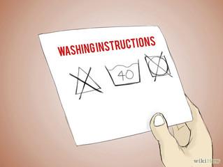 How to wash curtain / ការបោកគក់វាំងនន
