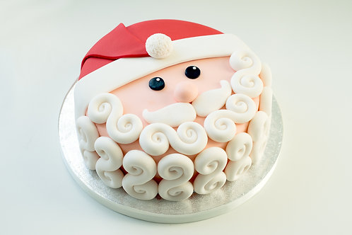 Limited Edition Santa Clause Cake