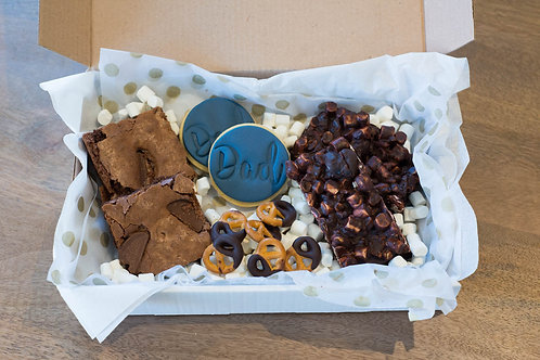 Father's Day Treat Box