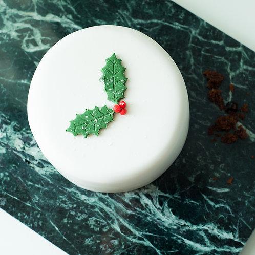 Limited Edition Mini Christmas Cake
