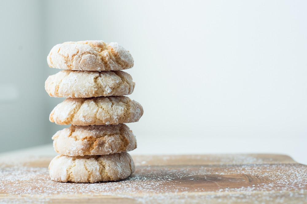 amaretti biscuits vegan gluten free