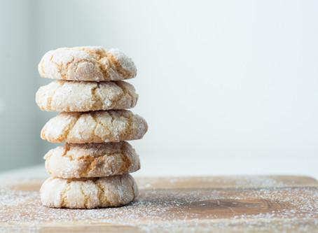 GF, Ve Amaretti Biscuits