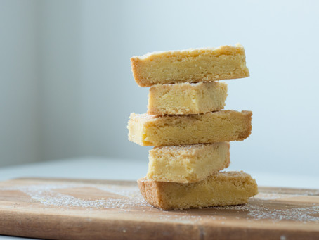 My Best Shortbread Recipe (Gf, Df, Ve)