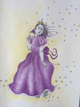 La princesse Violette