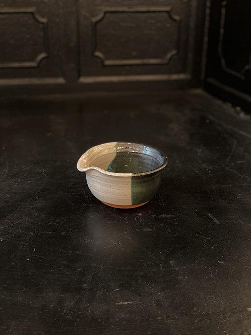 Pour Bowl Small White