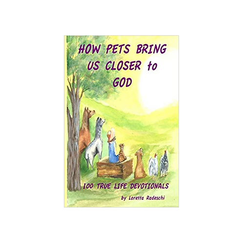 How Pets Bring Us Closer to God