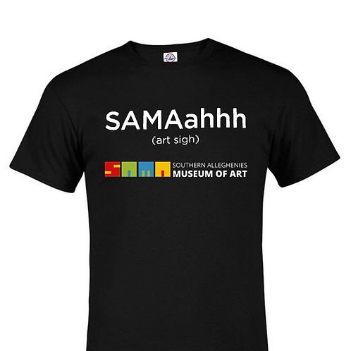 SAMAahhh Shirt Adult