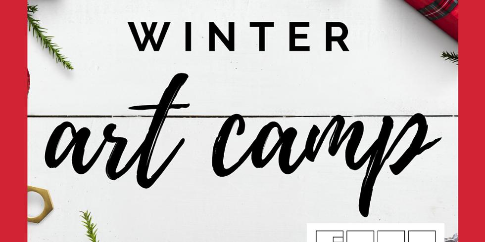 Altoona Winter Art Camp