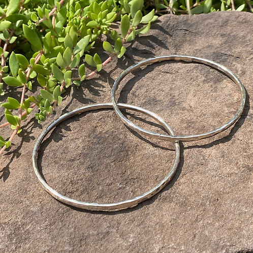 Bracelet Sterling Silver Bangle