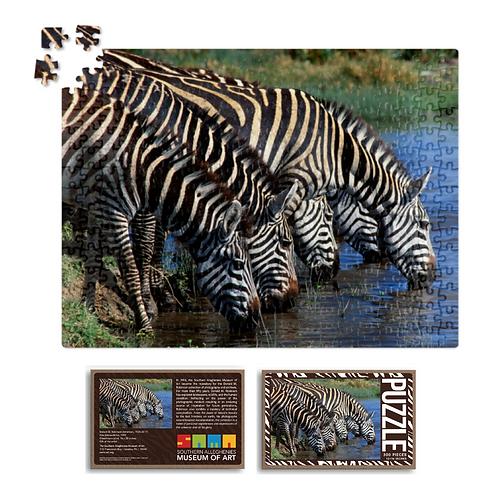 Puzzle Robinson Zebra 300 piece
