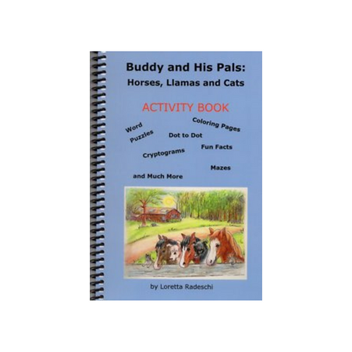 Buddy and His Pals Activity Book