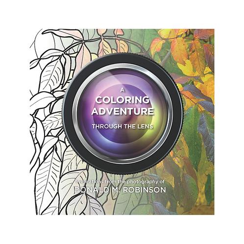 Coloring Book Robinson