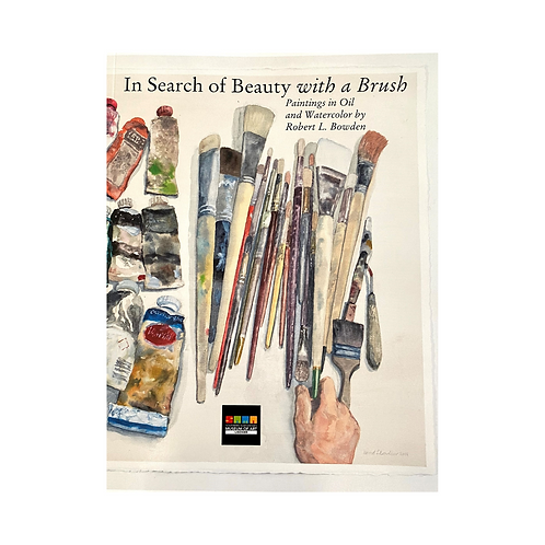 In Search of Beauty with a Brush