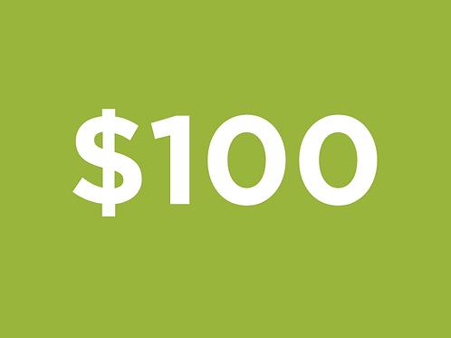 Associate $100-$199