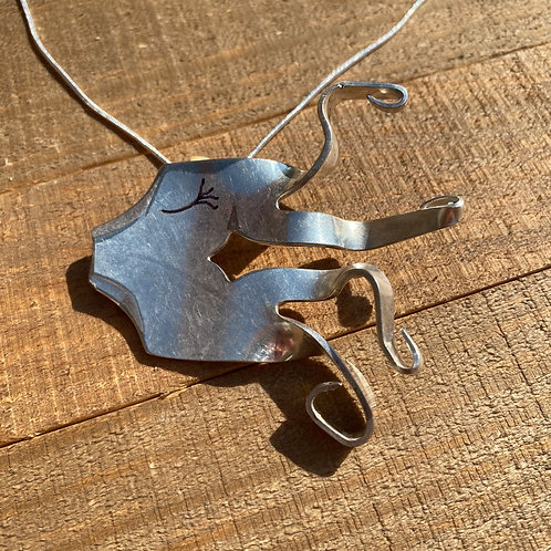 Necklace Elephant