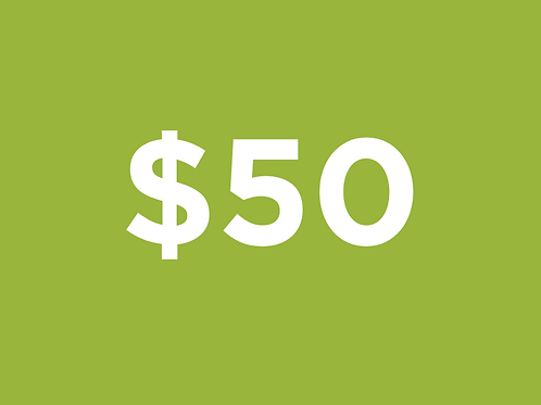 Family $50