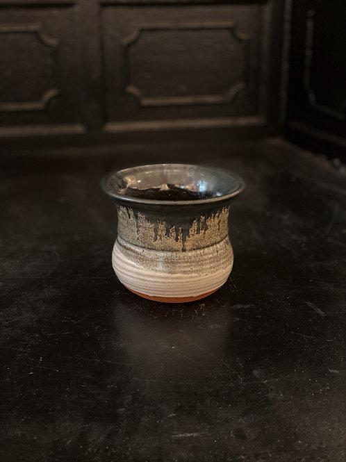 Utensil Jar Short Navy