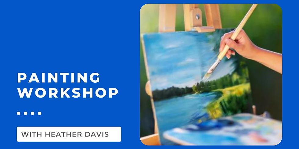 Bedford Painting Workshop