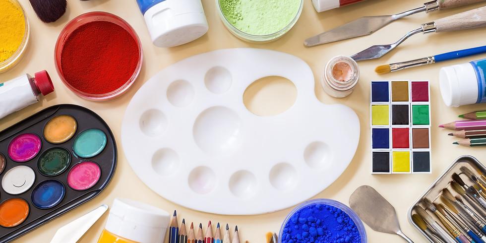 Ligonier Art Supply Sampler Day