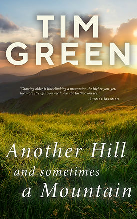 Kindle - Tim Green, Another Hill and Som