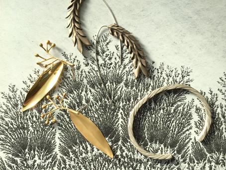 ジェイアール京都伊勢丹 2F アクセサリー New Jewelry Christmas Limited store