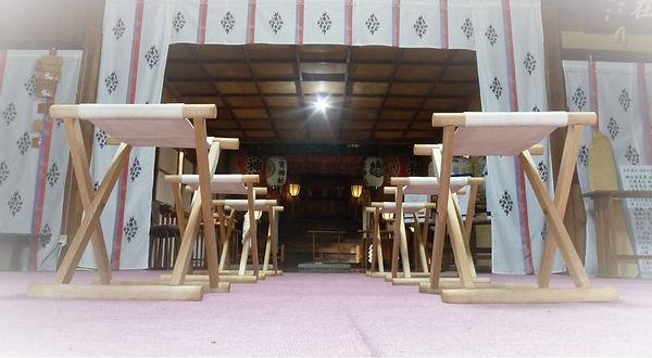 一宮神社の社殿