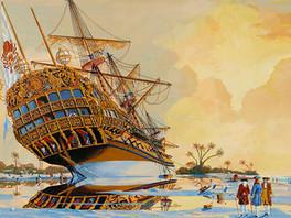 When pirates scoured the Treasure Coast