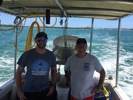 Diving the 1715 Fleet on the Carib.