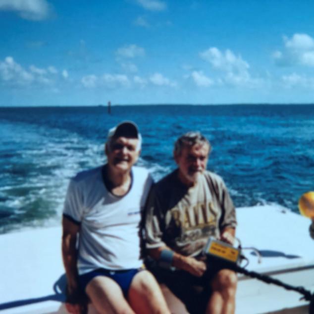 Photos: The life of Capt. Carl Fismer.