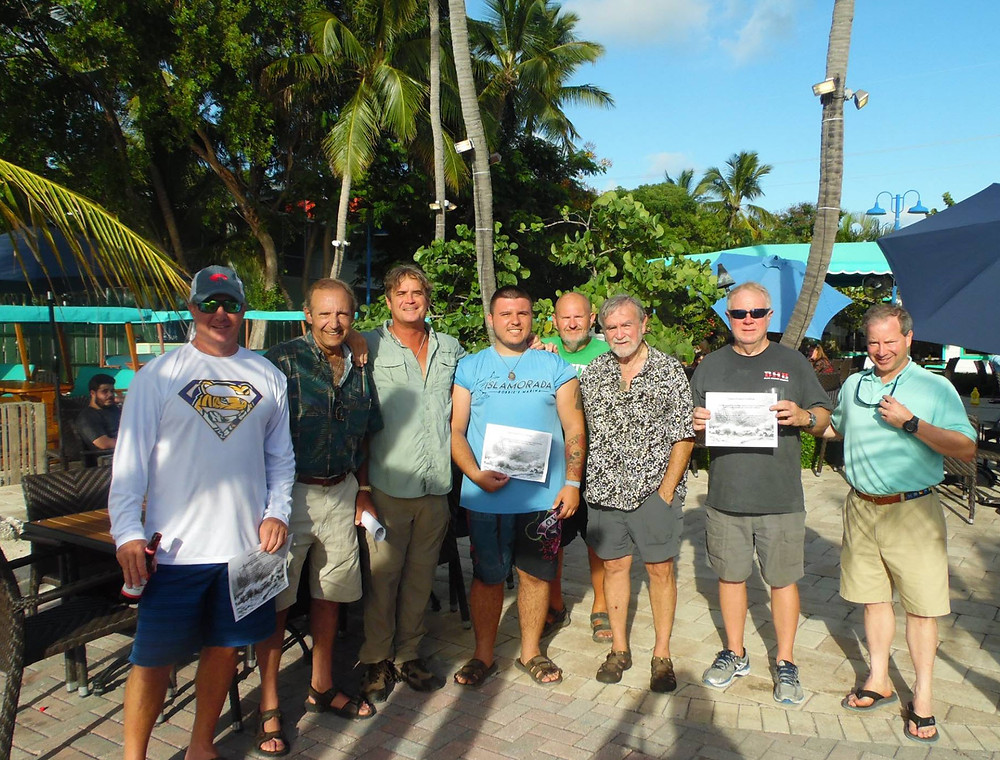 Scuba Wize Class of July 2017