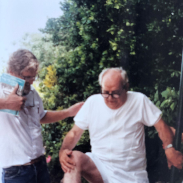 IPhotos: The life of Capt. Carl Fismer.