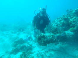AWESOME ONE OF A KIND SUNKEN TREASURE WORKSHOP THAT IS ONLY AVAILABLE HERE WITH SCUBA WIZE