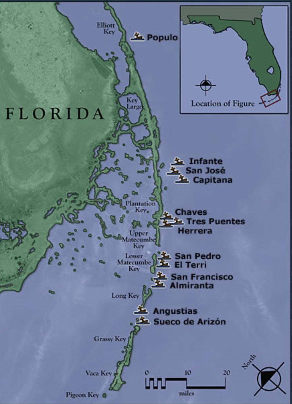 1733 Fleet Map