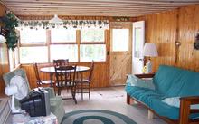 White Pine living room