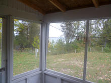 View from Elm porch