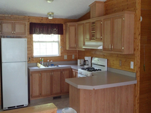 Spruce kitchen