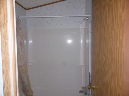 Sassafras bathroom