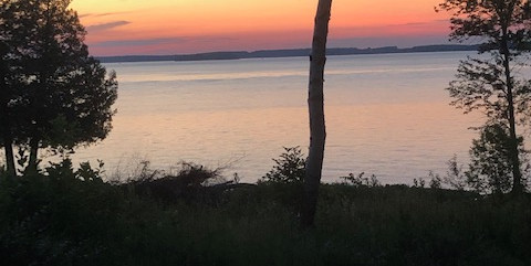 Maple Ridge sunset
