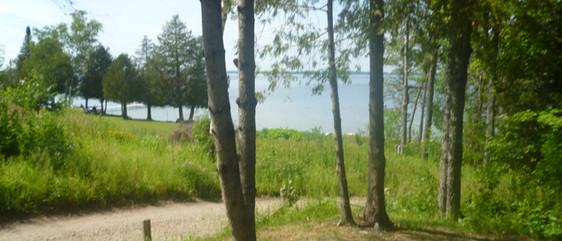 View from Maple Ridge