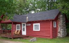 Cedar Lodge front