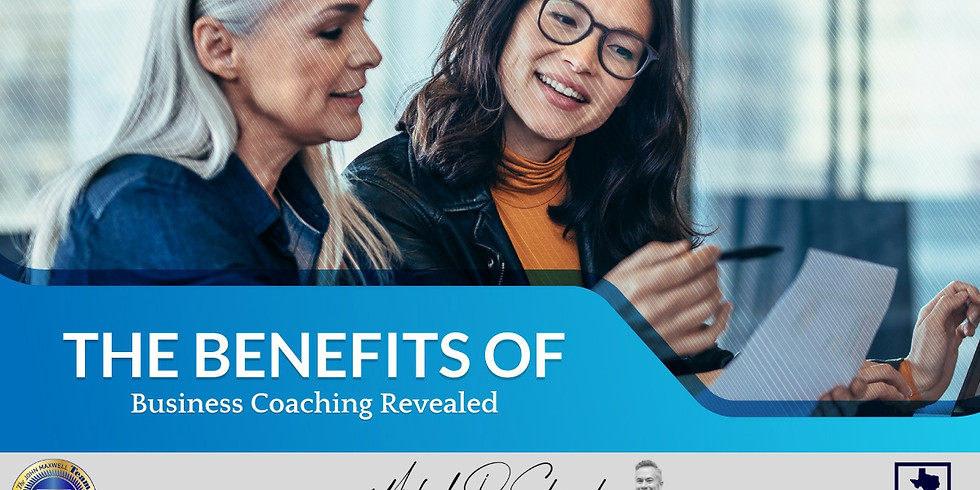 The Value of Business Coaching